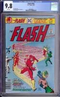 Flash #244 CGC 9.8 w