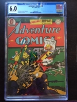 Adventure Comics #82 CGC 6.0 cr/ow