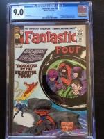 Fantastic Four #38 CGC 9.0 ow