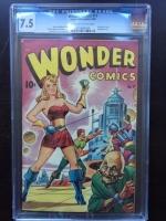 Wonder Comics #17 CGC 7.5 ow/w