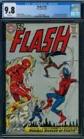 Flash #129 CGC 9.8 w