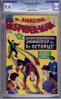 Amazing Spider-Man #12 CGC 9.4 ow/w