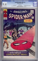 Amazing Spider-Man #22 CGC 9.4 w