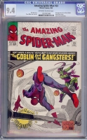 Amazing Spider-Man #23 CGC 9.4 ow/w