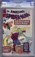 Amazing Spider-Man #24 CGC 9.4 w