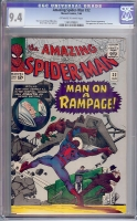 Amazing Spider-Man #32 CGC 9.4 ow/w