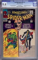 Amazing Spider-Man #37 CGC 9.4 ow/w