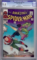 Amazing Spider-Man #39 CGC 9.4 w