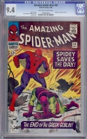 Amazing Spider-Man #40 CGC 9.4 ow/w