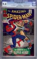 Amazing Spider-Man #42 CGC 9.4 w