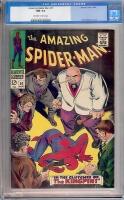 Amazing Spider-Man #51 CGC 9.4 ow/w