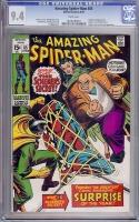 Amazing Spider-Man #85 CGC 9.4 w