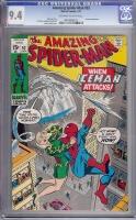 Amazing Spider-Man #92 CGC 9.4 ow/w