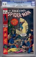 Amazing Spider-Man #96 CGC 9.4 w