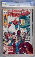 Amazing Spider-Man #99 CGC 9.4 w