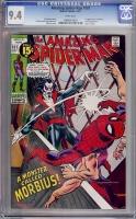 Amazing Spider-Man #101 CGC 9.4 w