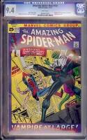 Amazing Spider-Man #102 CGC 9.4 w