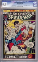 Amazing Spider-Man #111 CGC 9.4 ow/w