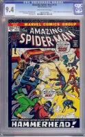 Amazing Spider-Man #114 CGC 9.4 cr/ow