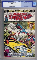 Amazing Spider-Man #117 CGC 9.4 ow/w