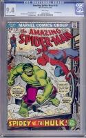 Amazing Spider-Man #119 CGC 9.4 w