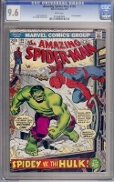 Amazing Spider-Man #119 CGC 9.6 w