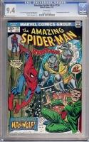 Amazing Spider-Man #124 CGC 9.4 w
