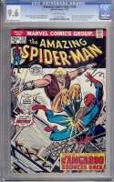 Amazing Spider-Man #126 CGC 9.6 ow