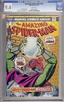 Amazing Spider-Man #142 CGC 9.4 w
