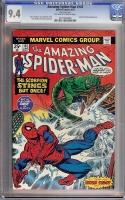 Amazing Spider-Man #145 CGC 9.4 ow/w