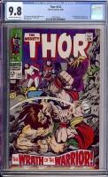 Thor #152 CGC 9.8 ow/w