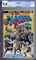 X-Men #96 CGC 9.8 w