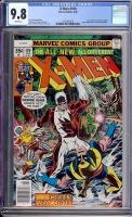 X-Men #109 CGC 9.8 w
