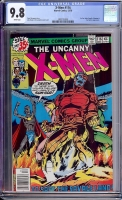 X-Men #116 CGC 9.8 w