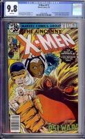 X-Men #117 CGC 9.8 w