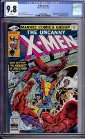 X-Men #129 CGC 9.8 w