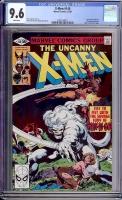 X-Men #140 CGC 9.6 w