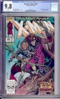 Uncanny X-Men #266 CGC 9.8 w