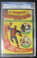Amazing Spider-Man #8 CGC 9.4 w