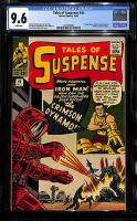 Tales of Suspense #46 CGC 9.6 w