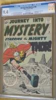 Journey Into Mystery #86 CGC 9.4 w