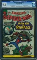 Amazing Spider-Man #32 CGC 9.4 ow