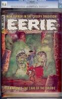 Eerie #6 CGC 9.6 ow/w
