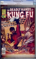 Deadly Hands of Kung Fu #26 CGC 9.6 ow