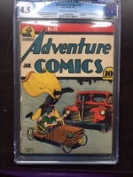 Adventure Comics #58 CGC 4.5 ow/w