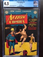 Action Comics #129 CGC 4.5 cr/ow Crowley Copy