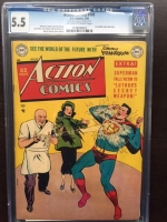 Action Comics #141 CGC 5.5 ow/w