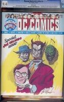 Amazing World of DC Comics #6 CGC 9.4 w