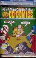 Amazing World of DC Comics #8 CGC 9.4 w