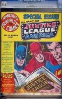Amazing World of DC Comics #14 CGC 9.4 w